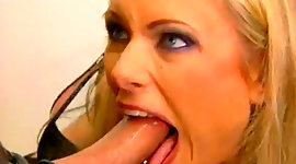 Hot and horny blonde bitch Brianna..