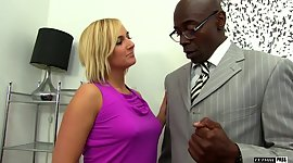 Kinky blond whore Kate England is fond..
