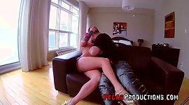 Mylee Cruz comes by this guy rpussy..