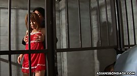 Arrested Asian chick Rio Haruna is..